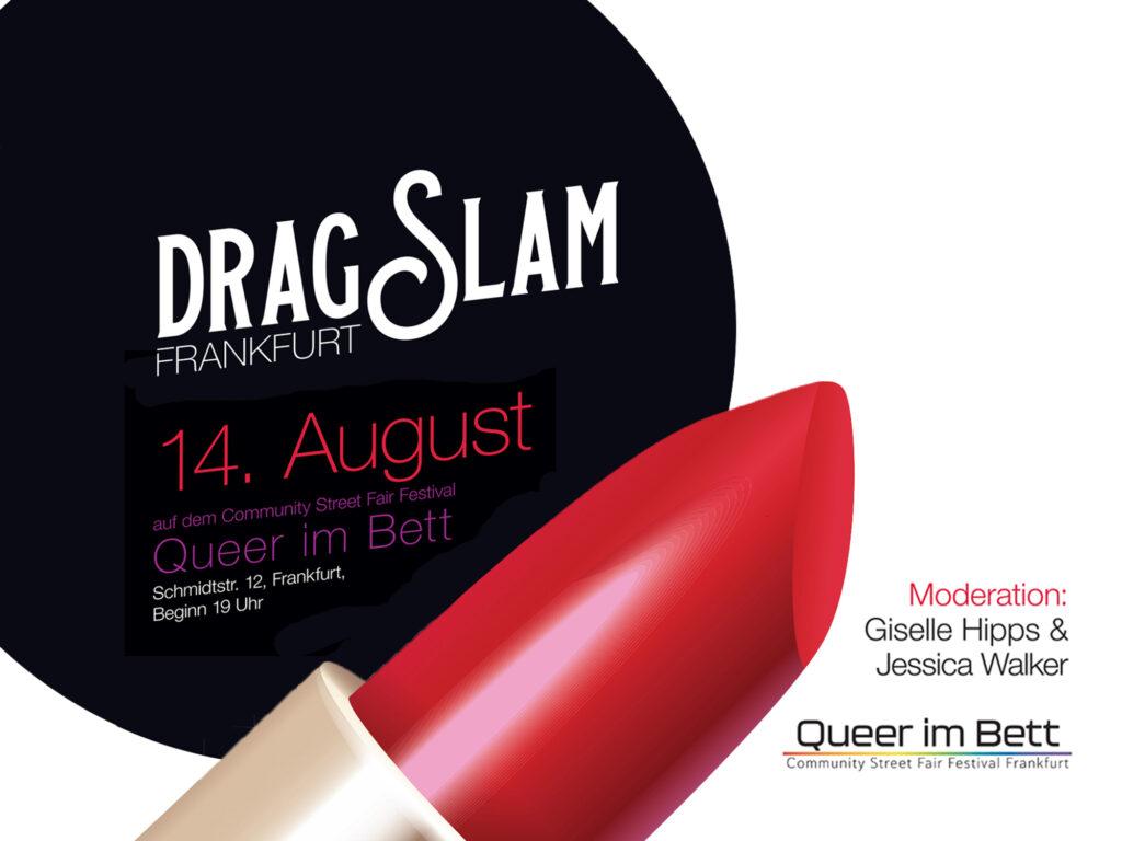 Drag Slam Queen Event Frankfurt